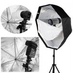 umbrella-For-SpeedLight-Flash-80cm-32in-Octagon-Softbox-Brolly-Reflector