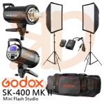 PAKETAAN Godox SK-400kii